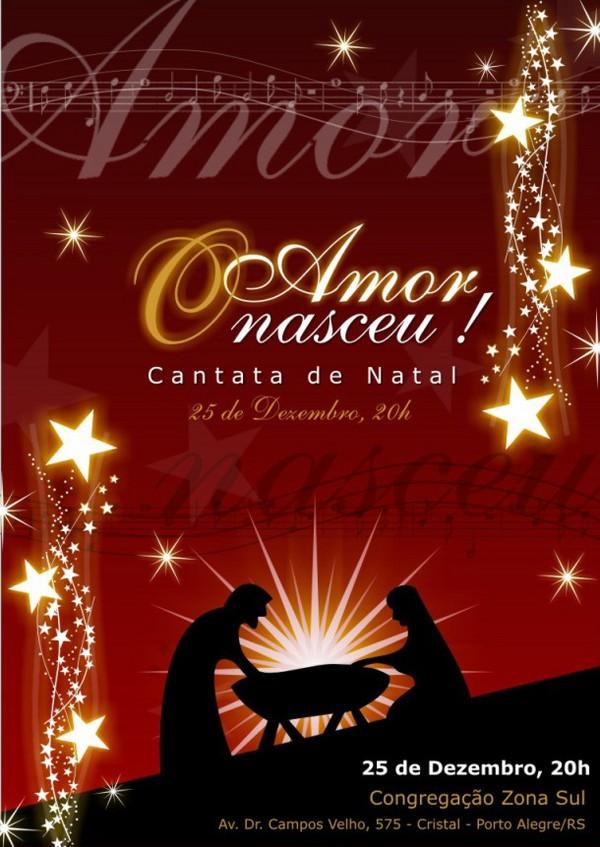 cantata de natal gospel