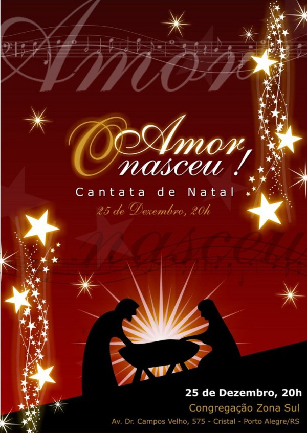 cantatas de natal gospel para